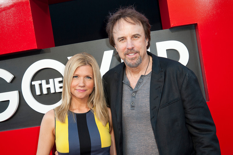 WESTWOOD, CA - MAY 20: Actors Susan Yeagley (L) and Kevin Nealon attend the premiere of Warner Bros. Pictures' 'Hangover Part 3' at Westwood Village Theater on Monday, May 20, 2013 in Westwood, California. (Photo by Tom Sorensen/Moovieboy Pictures)