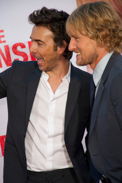 WESTWOOD, CA - MAY 29: Director Shawn Levy and actor Owen Wilson attend the Los Angeles Premiere 'The Internship' at Regency Village Theatre on Wednesday, May 29, 2013 in Westwood, California. (Photo by Tom Sorensen/Moovieboy Pictures)