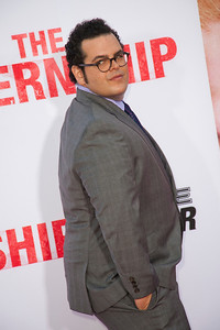 WESTWOOD, CA - MAY 29: Actor Josh Gad attends the Los Angeles Premiere 'The Internship' at Regency Village Theatre on Wednesday, May 29, 2013 in Westwood, California. (Photo by Tom Sorensen/Moovieboy Pictures)