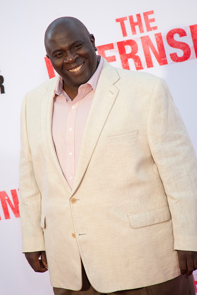 WESTWOOD, CA - MAY 29: Actor Gary Anthony Williams attends the Los Angeles Premiere 'The Internship' at Regency Village Theatre on Wednesday, May 29, 2013 in Westwood, California. (Photo by Tom Sorensen/Moovieboy Pictures)