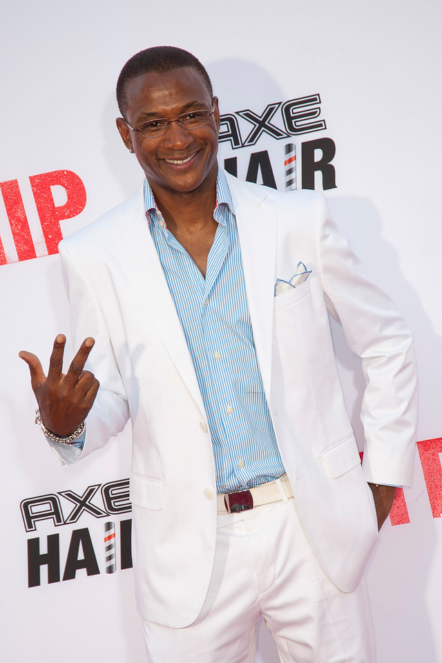 WESTWOOD, CA - MAY 29: Actor Tommy Davidson attends the Los Angeles Premiere 'The Internship' at Regency Village Theatre on Wednesday, May 29, 2013 in Westwood, California. (Photo by Tom Sorensen/Moovieboy Pictures)