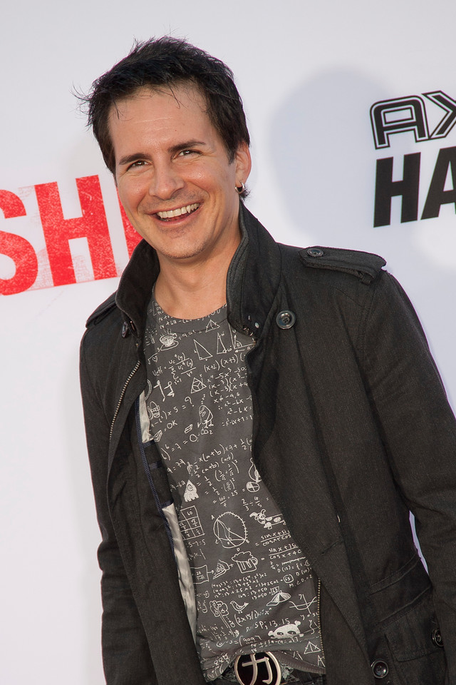 WESTWOOD, CA - MAY 29: Actor Hal Sparks attends the Los Angeles Premiere 'The Internship' at Regency Village Theatre on Wednesday, May 29, 2013 in Westwood, California. (Photo by Tom Sorensen/Moovieboy Pictures)