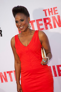 WESTWOOD, CA - MAY 29: Karen Ceesay attends the Los Angeles Premiere 'The Internship' at Regency Village Theatre on Wednesday, May 29, 2013 in Westwood, California. (Photo by Tom Sorensen/Moovieboy Pictures)