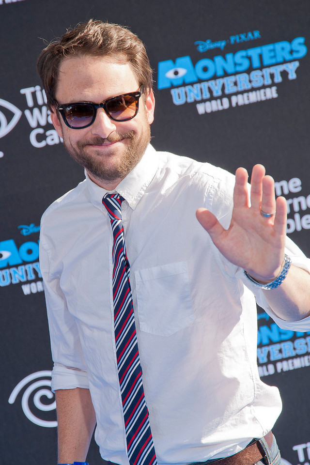 HOLLYWOOD, CA - JUNE 17: Actor Charlie Day attends the world premiere of Disney Pixar's 'Monsters University' at the El Capitan Theatre on Monday, June 17, 2013 in Hollywood, California. (Photo by Tom Sorensen/Moovieboy Pictures)