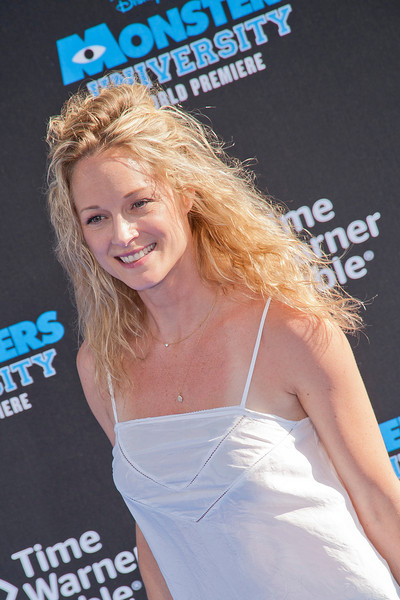 HOLLYWOOD, CA - JUNE 17: Actress Teri Polo attends the world premiere of Disney Pixar's 'Monsters University' at the El Capitan Theatre on Monday, June 17, 2013 in Hollywood, California. (Photo by Tom Sorensen/Moovieboy Pictures)