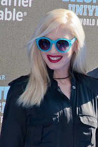 HOLLYWOOD, CA - JUNE 17: Gwen Stefani attends the world premiere of Disney Pixar's 'Monsters University' at the El Capitan Theatre on Monday, June 17, 2013 in Hollywood, California. (Photo by Tom Sorensen/Moovieboy Pictures)