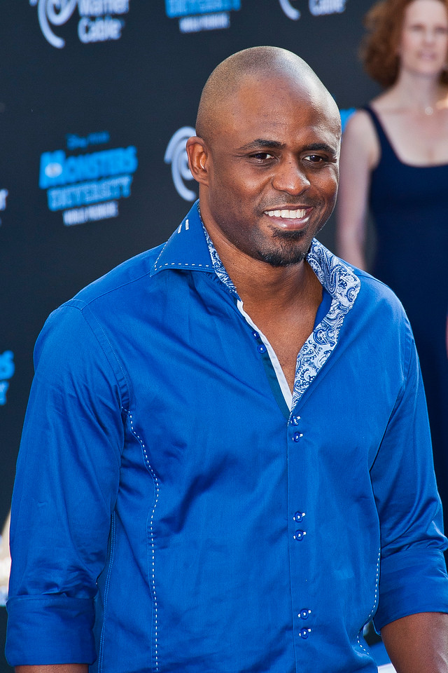 HOLLYWOOD, CA - JUNE 17: Wayne Brady attends the world premiere of Disney Pixar's 'Monsters University' at the El Capitan Theatre on Monday, June 17, 2013 in Hollywood, California. (Photo by Tom Sorensen/Moovieboy Pictures)