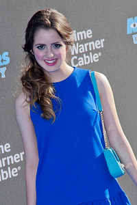 HOLLYWOOD, CA - JUNE 17: Actress Laura Marano attends the world premiere of Disney Pixar's 'Monsters University' at the El Capitan Theatre on Monday, June 17, 2013 in Hollywood, California. (Photo by Tom Sorensen/Moovieboy Pictures)