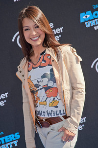 HOLLYWOOD, CA - JUNE 17: Actress Ming Na attends the world premiere of Disney Pixar's 'Monsters University' at the El Capitan Theatre on Monday, June 17, 2013 in Hollywood, California. (Photo by Tom Sorensen/Moovieboy Pictures)
