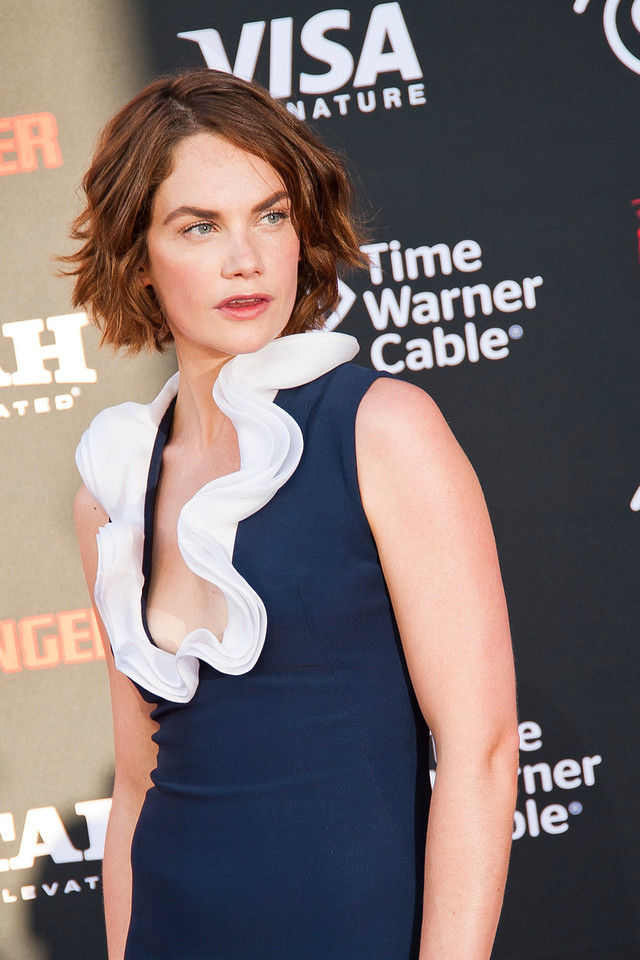 ANAHEIM, CA - JUNE 22: Actress Ruth Wilson attends the premiere of Walt Disney Pictures' 'The Lone Ranger' at Disney California Adventure Park on Saturday, June 22, 2013 in Anaheim, California. (Photo by Tom Sorensen/Moovieboy Pictures)