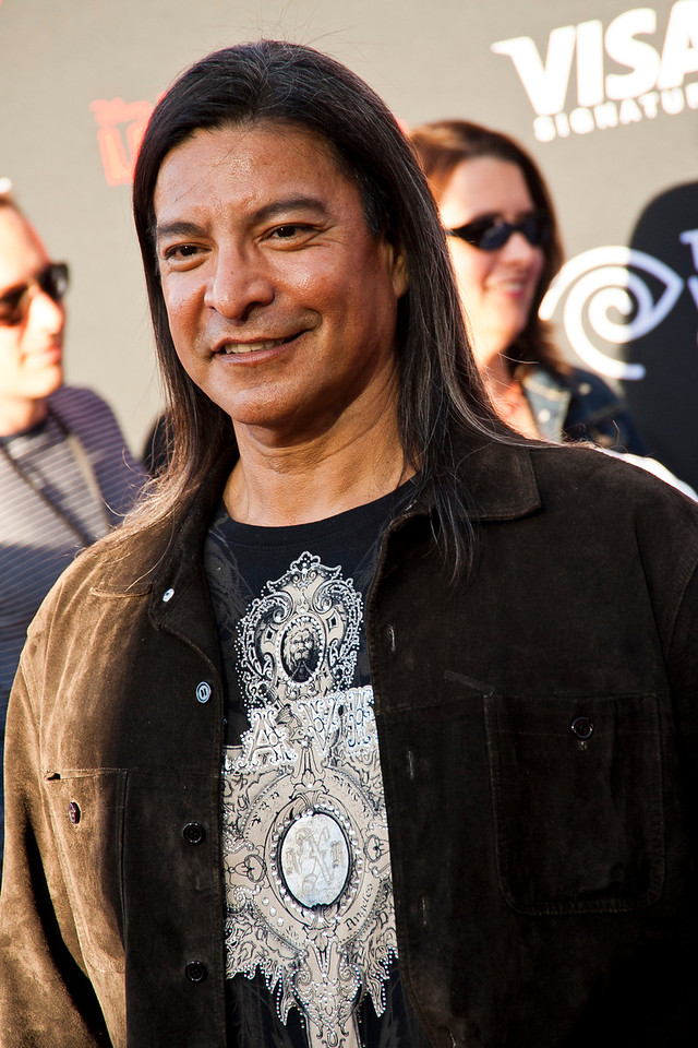 ANAHEIM, CA - JUNE 22: Actor Gil Birmingham attends the premiere of Walt Disney Pictures' 'The Lone Ranger' at Disney California Adventure Park on Saturday, June 22, 2013 in Anaheim, California. (Photo by Tom Sorensen/Moovieboy Pictures)