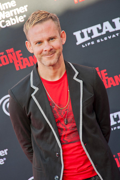 ANAHEIM, CA - JUNE 22: Actor Dominic Monaghan attends the premiere of Walt Disney Pictures' 'The Lone Ranger' at Disney California Adventure Park on Saturday, June 22, 2013 in Anaheim, California. (Photo by Tom Sorensen/Moovieboy Pictures)