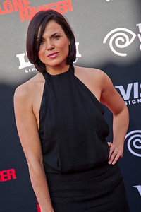 ANAHEIM, CA - JUNE 22: Actress Lana Parrilla attends the premiere of Walt Disney Pictures' 'The Lone Ranger' at Disney California Adventure Park on Saturday, June 22, 2013 in Anaheim, California. (Photo by Tom Sorensen/Moovieboy Pictures)
