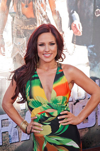 ANAHEIM, CA - JUNE 22: Actress Sharna Burgess attends the premiere of Walt Disney Pictures' 'The Lone Ranger' at Disney California Adventure Park on Saturday, June 22, 2013 in Anaheim, California. (Photo by Tom Sorensen/Moovieboy Pictures)