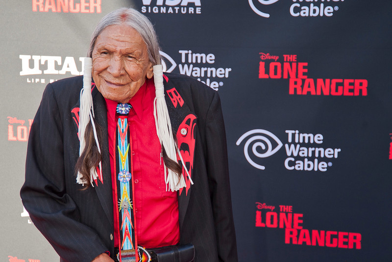 ANAHEIM, CA - JUNE 22: Actor Saginaw Grant attends the premiere of Walt Disney Pictures' 'The Lone Ranger' at Disney California Adventure Park on Saturday, June 22, 2013 in Anaheim, California. (Photo by Tom Sorensen/Moovieboy Pictures)