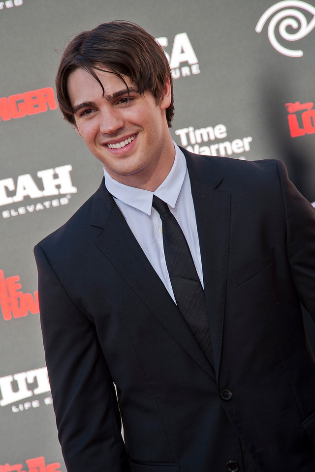 ANAHEIM, CA - JUNE 22: Actor Steven R. McQueen attends the premiere of Walt Disney Pictures' 'The Lone Ranger' at Disney California Adventure Park on Saturday, June 22, 2013 in Anaheim, California. (Photo by Tom Sorensen/Moovieboy Pictures)