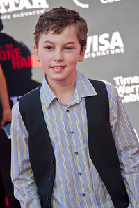ANAHEIM, CA - JUNE 22: Actor Hayden Byerly attends the premiere of Walt Disney Pictures' 'The Lone Ranger' at Disney California Adventure Park on Saturday, June 22, 2013 in Anaheim, California. (Photo by Tom Sorensen/Moovieboy Pictures)