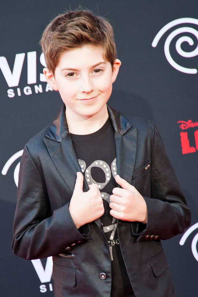 ANAHEIM, CA - JUNE 22: Actor Mason Cook attends the premiere of Walt Disney Pictures' 'The Lone Ranger' at Disney California Adventure Park on Saturday, June 22, 2013 in Anaheim, California. (Photo by Tom Sorensen/Moovieboy Pictures)