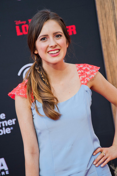 ANAHEIM, CA - JUNE 22: Actress Laura Marano attends the premiere of Walt Disney Pictures' 'The Lone Ranger' at Disney California Adventure Park on Saturday, June 22, 2013 in Anaheim, California. (Photo by Tom Sorensen/Moovieboy Pictures)
