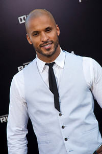 HOLLYWOOD, CA - JULY 09: Actor Ricky Whittle arrives at the premiere of Warner Bros. Pictures' and Legendary Pictures' 'Pacific Rim' at Dolby Theatre on Tuesday, July 9, 2013 in Hollywood, California. (Photo by Tom Sorensen/Moovieboy Pictures)