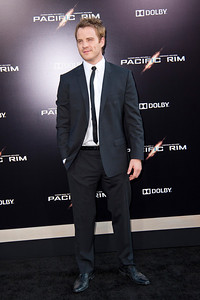 HOLLYWOOD, CA - JULY 09: Actor Robert Kazinsky arrives at the premiere of Warner Bros. Pictures' and Legendary Pictures' 'Pacific Rim' at Dolby Theatre on Tuesday, July 9, 2013 in Hollywood, California. (Photo by Tom Sorensen/Moovieboy Pictures)
