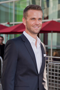 HOLLYWOOD, CA - JULY 15: Actor John Brotherton arrives at the Los Angeles Premiere 'The Conjuring' at ArcLight Cinemas Cinerama Dome on Monday, July 15, 2013 in Hollywood, California. (Photo by Tom Sorensen/Moovieboy Pictures)
