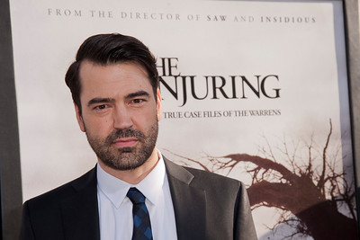HOLLYWOOD, CA - JULY 15: Actor Ron Livingston arrives at the Los Angeles Premiere 'The Conjuring' at ArcLight Cinemas Cinerama Dome on Monday, July 15, 2013 in Hollywood, California. (Photo by Tom Sorensen/Moovieboy Pictures)