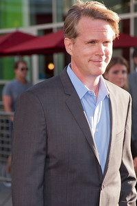 HOLLYWOOD, CA - JULY 15: Actor Cary Elwes arrives at the Los Angeles Premiere 'The Conjuring' at ArcLight Cinemas Cinerama Dome on Monday, July 15, 2013 in Hollywood, California. (Photo by Tom Sorensen/Moovieboy Pictures)