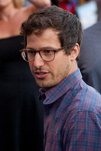 LOS ANGELES, CA - JULY 23: Actor Andy Samberg arrives at the CBS Films 'The To Do List' at Regency Bruin Theatre on Tuesday, July 23, 2013 in Los Angeles, California. (Photo by Tom Sorensen/Moovieboy Pictures)