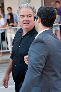 LOS ANGELES, CA - JULY 23: Actor Jim O'Heir arrives at the CBS Films 'The To Do List' at Regency Bruin Theatre on Tuesday, July 23, 2013 in Los Angeles, California. (Photo by Tom Sorensen/Moovieboy Pictures)