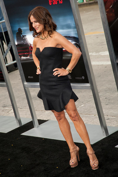 WESTWOOD, CA - AUGUST 26: Actress Rebecca Budig attends the premiere of 'Getaway' presented by Warner Bros. Pictures at Regency Village Theatre on Monday, August 26, 2013 in Westwood, California. (Photo by Tom Sorensen/Moovieboy Pictures)