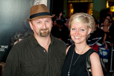 UNIVERSAL CITY, CA - SEPTEMBER 10: Directors Neil Marshall and Axelle Carolyn attend the premiere of FilmDistrict's 'Insidious: Chapter 2' at Universal CityWalk on Tuesday, September 10, 2013 in Universal City, California. (Photo by Tom Sorensen/Moovieboy Pictures)