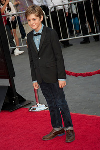 UNIVERSAL CITY, CA - SEPTEMBER 10: Actor Ty Simpkins attend attends the premiere of FilmDistrict's 'Insidious: Chapter 2' at Universal CityWalk on Tuesday, September 10, 2013 in Universal City, California. (Photo by Tom Sorensen/Moovieboy Pictures)
