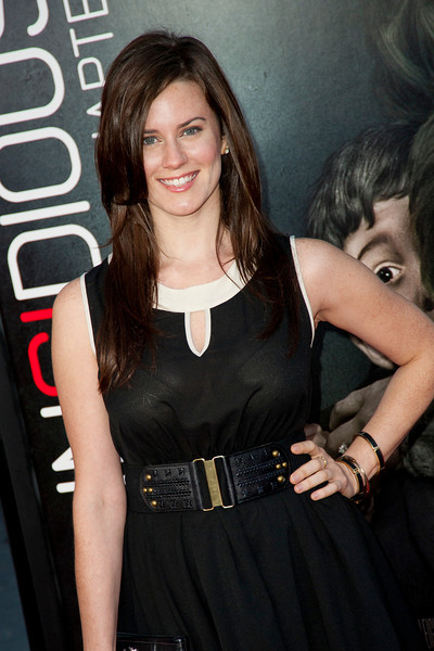 UNIVERSAL CITY, CA - SEPTEMBER 10: Actress Katie Featherston attends the premiere of FilmDistrict's 'Insidious: Chapter 2' at Universal CityWalk on Tuesday, September 10, 2013 in Universal City, California. (Photo by Tom Sorensen/Moovieboy Pictures)