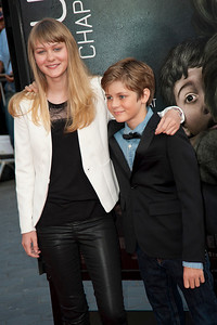 UNIVERSAL CITY, CA - SEPTEMBER 10: Actress Ryan Simpkins (L) and brother Ty Simpkins attend the premiere of FilmDistrict's 'Insidious: Chapter 2' at Universal CityWalk on Tuesday, September 10, 2013 in Universal City, California. (Photo by Tom Sorensen/Moovieboy Pictures)