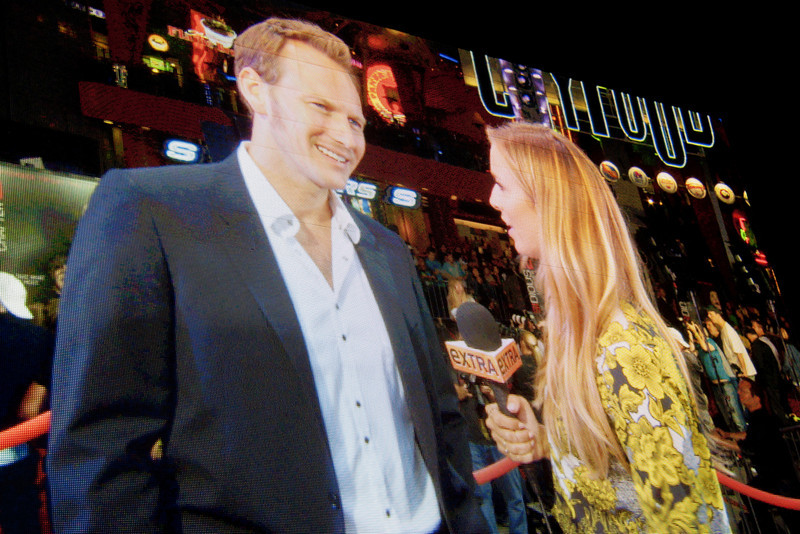 UNIVERSAL CITY, CA - SEPTEMBER 10: Actor Patrick Wilson attends the premiere of FilmDistrict's 'Insidious: Chapter 2' at Universal CityWalk on Tuesday, September 10, 2013 in Universal City, California. (Photo by Tom Sorensen/Moovieboy Pictures)