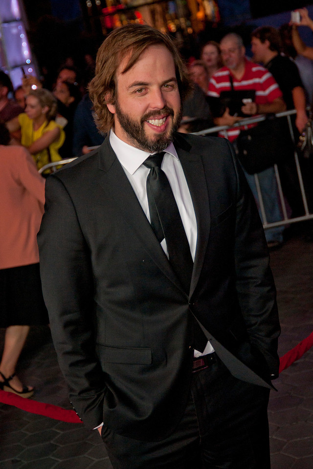 UNIVERSAL CITY, CA - SEPTEMBER 10: Actor Angus Sampson attends the premiere of FilmDistrict's 'Insidious: Chapter 2' at Universal CityWalk on Tuesday, September 10, 2013 in Universal City, California. (Photo by Tom Sorensen/Moovieboy Pictures)