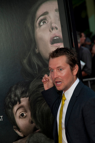 UNIVERSAL CITY, CA - SEPTEMBER 10: Actor/writer Leigh Whannell attends the premiere of FilmDistrict's 'Insidious: Chapter 2' at Universal CityWalk on Tuesday, September 10, 2013 in Universal City, California. (Photo by Tom Sorensen/Moovieboy Pictures)