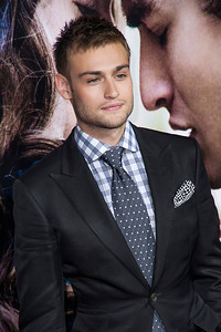 HOLLYWOOD, CA - SEPTEMBER 24: Actor Douglas Booth arrives at the premiere of Relativity Media's 'Romeo & Juliet' at ArcLight Hollywood on Tuesday, September 24, 2013 in Hollywood, California. (Photo by Tom Sorensen/Moovieboy Pictures)