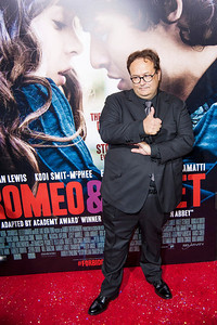 HOLLYWOOD, CA - SEPTEMBER 24: Director Carlo Carlei arrives at the premiere of Relativity Media's 'Romeo & Juliet' at ArcLight Hollywood on Tuesday, September 24, 2013 in Hollywood, California. (Photo by Tom Sorensen/Moovieboy Pictures)