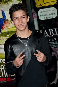 HOLLYWOOD, CA - OCTOBER 23: Actor Aramis Knight attends the premiere of Paramount Pictures' 'Jackass Presents: Bad Grandpa' at the TCL Chinese Theatre on Wednesday, October 23, 2013 in Hollywood, California. (Photo by Tom Sorensen/Moovieboy Pictures)