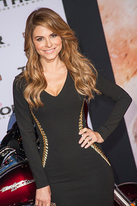 HOLLYWOOD, CA - NOVEMBER 04: TV personality Maria Menounos arrives at the premiere of Marvel's 'Thor: The Dark World' at the El Capitan Theatre on Monday, November 4, 2013 in Hollywood, California. (Photo by Tom Sorensen/Moovieboy Pictures)