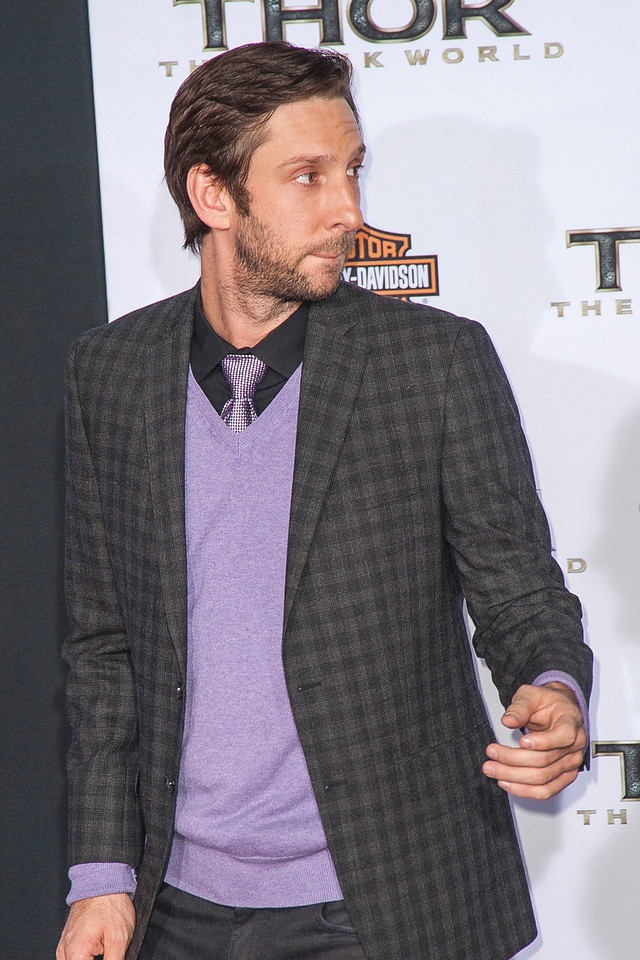HOLLYWOOD, CA - NOVEMBER 04: Actor Joel David Moore arrives at the premiere of Marvel's 'Thor: The Dark World' at the El Capitan Theatre on Monday, November 4, 2013 in Hollywood, California. (Photo by Tom Sorensen/Moovieboy Pictures)