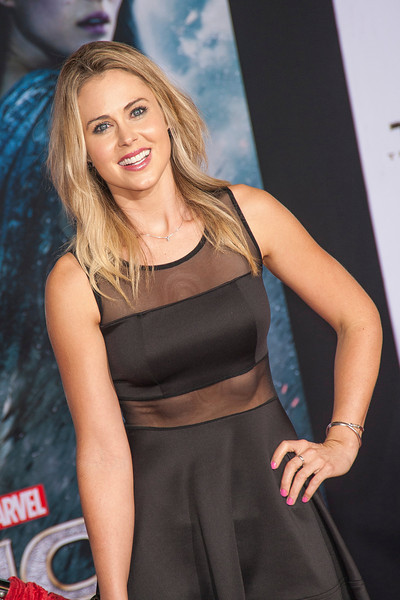 HOLLYWOOD, CA - NOVEMBER 04: Actress Anna Hutchison arrives at the premiere of Marvel's 'Thor: The Dark World' at the El Capitan Theatre on Monday, November 4, 2013 in Hollywood, California. (Photo by Tom Sorensen/Moovieboy Pictures)