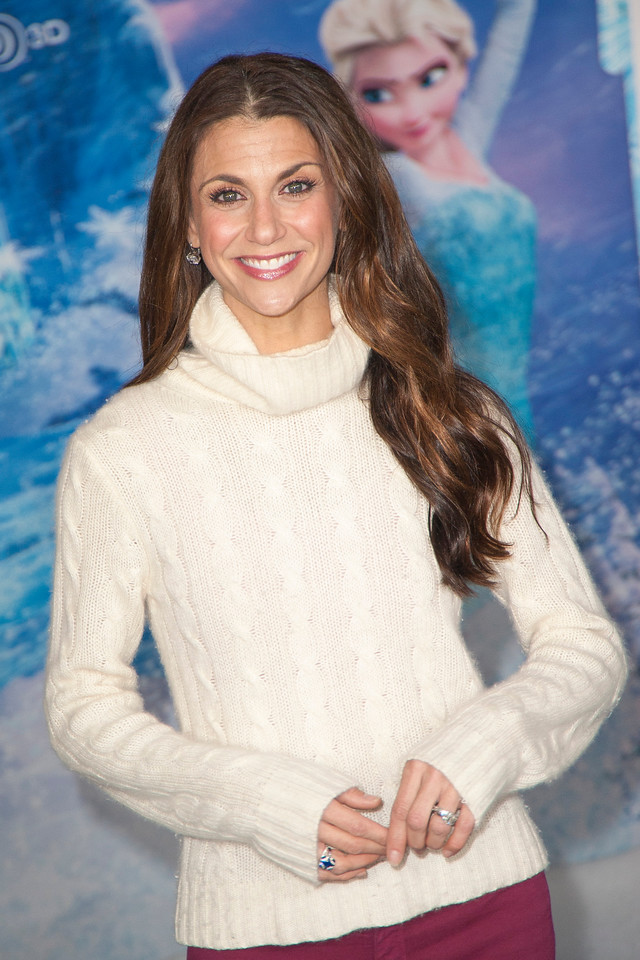 HOLLYWOOD, CA - NOVEMBER 19: Actress Samantha Harris arrives at the premiere of Walt Disney Animation Studios' 'Frozen'at the El Capitan Theatre on Tuesday, November 19, 2013 in Hollywood, California. (Photo by Tom Sorensen/Moovieboy Pictures)
