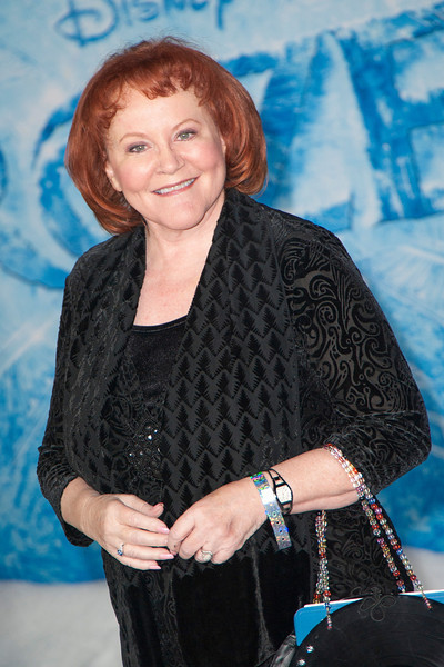 HOLLYWOOD, CA - NOVEMBER 19: Actress Edie McClurg arrives at the premiere of Walt Disney Animation Studios' 'Frozen'at the El Capitan Theatre on Tuesday, November 19, 2013 in Hollywood, California. (Photo by Tom Sorensen/Moovieboy Pictures)