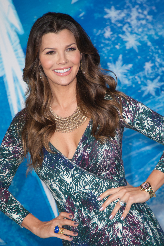 HOLLYWOOD, CA - NOVEMBER 19: Actress Ali Landry arrives at the premiere of Walt Disney Animation Studios' 'Frozen'at the El Capitan Theatre on Tuesday, November 19, 2013 in Hollywood, California. (Photo by Tom Sorensen/Moovieboy Pictures)