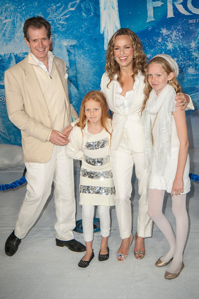 HOLLYWOOD, CA - NOVEMBER 19: Actress Melora Hardin and family arrive at the premiere of Walt Disney Animation Studios' 'Frozen'at the El Capitan Theatre on Tuesday, November 19, 2013 in Hollywood, California. (Photo by Tom Sorensen/Moovieboy Pictures)
