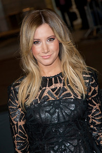 LOS ANGELES, CA - JANUARY 27: Actress Ashley Tisdale arrives at the premiere of Focus Features' 'That Awkward Moment' at Regal Cinemas L.A. Live on January 27, 2014 in Los Angeles, California. (Photo by Tom Sorensen/Moovieboy Pictures)