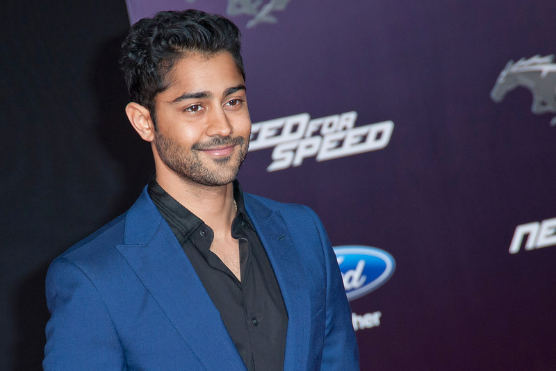 HOLLYWOOD, CA - MARCH 06: Actor Manish Dayal arrives at the premiere of DreamWorks Pictures' 'Need For Speed' at TCL Chinese Theatre on March 6, 2014 in Hollywood, California. (Photo by Tom Sorensen/Moovieboy Pictures)